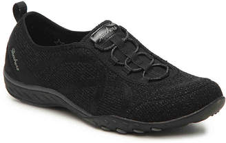 Skechers Relaxed Fit Breathe Easy Star Search Slip-On Sneaker - Women's