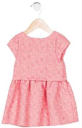 Lili Gaufrette Girls' Textured A-Line Dress