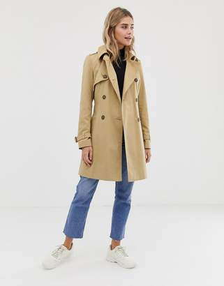 Asos Design DESIGN trench coat