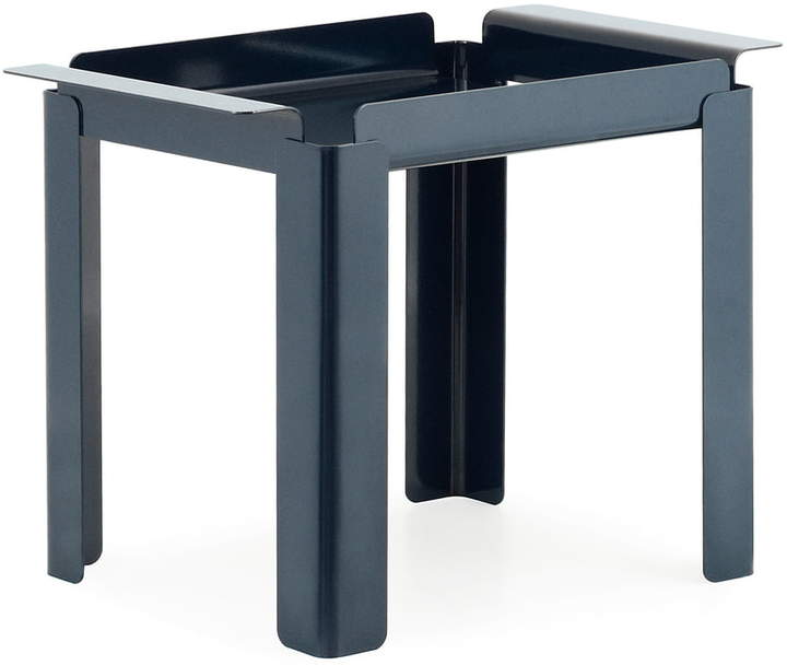 Normann Copenhagen - Box Table 33 x 48 cm, midnight blue