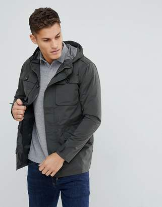 Brave Soul Lightweight Hooded Jacket