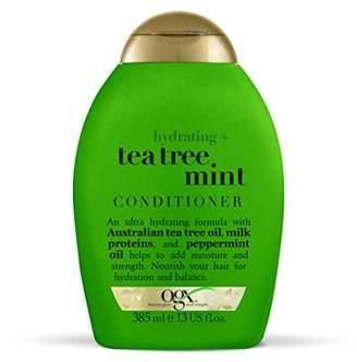 OGX Hydrating Plus Teatree Mint Conditioner, 385 ml