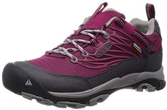 KEEN Women's Saltzman Waterproof Hiking Shoe $56.34 thestylecure.com