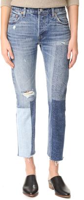 Levi's 501 Original Jeans $168 thestylecure.com