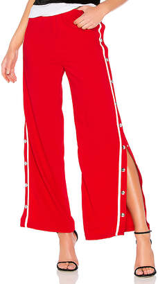 by the way. Bonnie Side Snap Track Pant