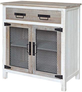 Gallerie Decor Farmington One Drawer Two Door Cabinet