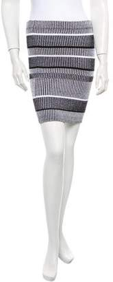 Alexander Wang Rib Knit Pencil Skirt w/ Tags