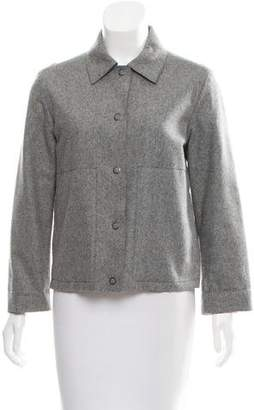 Maison Margiela Wool Button-up Jacket