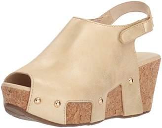 Volatile Women's Picadilly Wedge Sandal