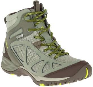 Merrell Siren Sport Q2 Waterproof Leather Mid Hiking Sneaker - Wide Width