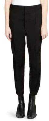 Haider Ackermann Crop O Leg Pants