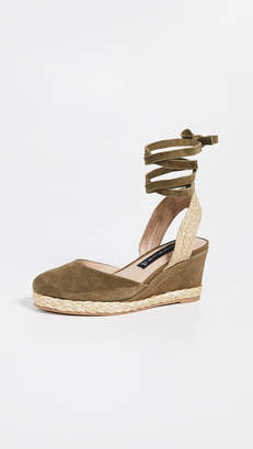 Steven Charly Wedge Espadrilles