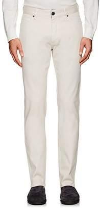 Ermenegildo Zegna Men's Stretch-Cotton Chinos