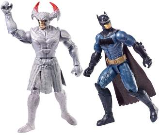 Mattel Justice League Steppenwolf vs. Batman 2-pack Figures