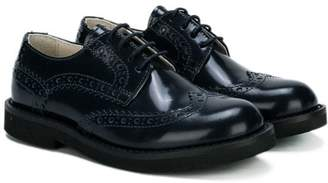 Montelpare Tradition classic lace-up oxford shoes