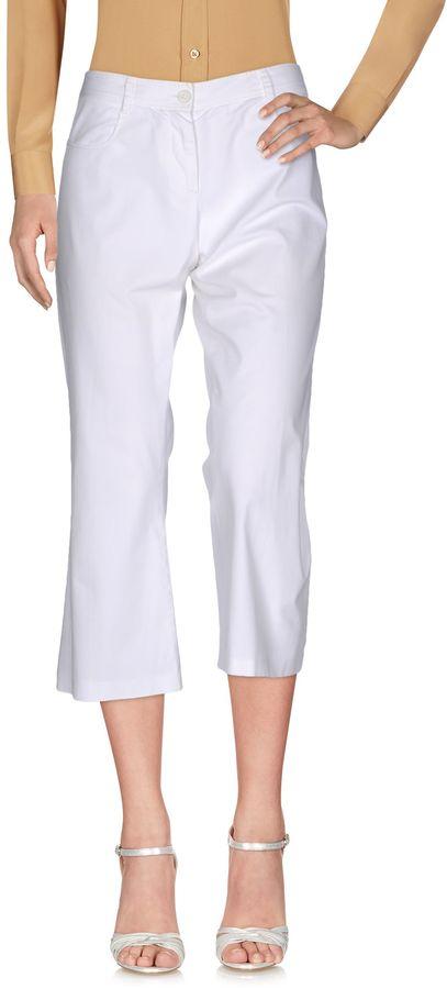 Miu MiuMIU MIU 3/4-length shorts