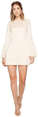 Keepsake THE LABEL Chandelier Long Sleeve Mini Dress Women's Dress