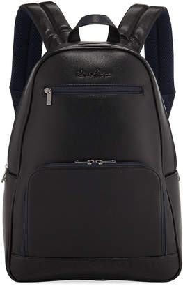 2ed75c3de8 Robert Graham Men's Mariel Faux-Leather Backpack