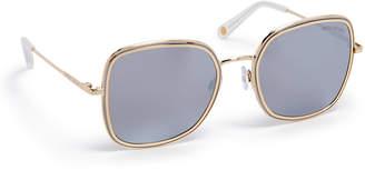 Henri Bendel Greene Street Square Sunglasses
