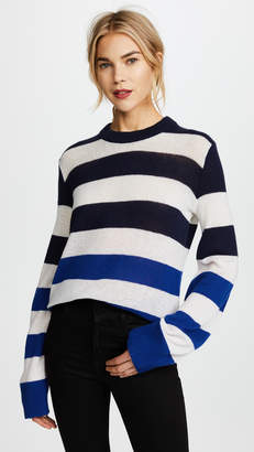 Rag & Bone Annika Cashmere Crew Neck Sweater