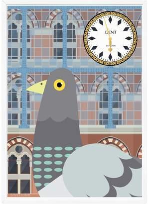 Pigeon SIVELLINK - St Pancras