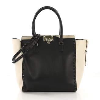 Valentino Rockstud Black Leather Handbag