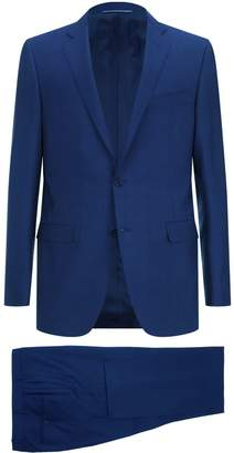 Canali Wool-Mohair Two-Piece Suit