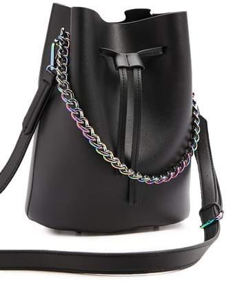 Forever 21 Iridescent Bucket Bag