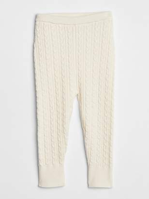 Gap Cable-Knit Sweater Leggings