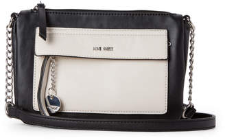Nine West Black & Milk Kamila Crossbody