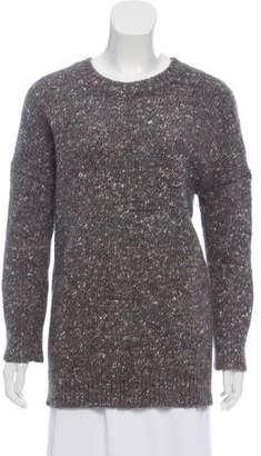 Brochu Walker Wool Crew-Neck Sweater