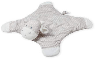 Baby Gund Grey Cow Comfy Cozy Blanket
