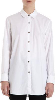 Alexander Wang Poplin Shirt