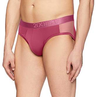 2xist Men's Air Luxe No-Show Brief