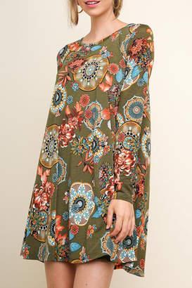 Umgee USA Fall Fashions dress