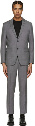 Tiger of Sweden Grey Atwood Suit $1,000 thestylecure.com