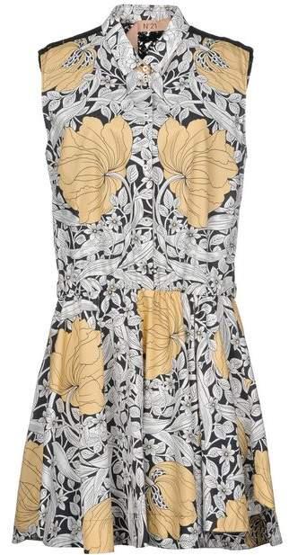 N° 21 Knee-length dress