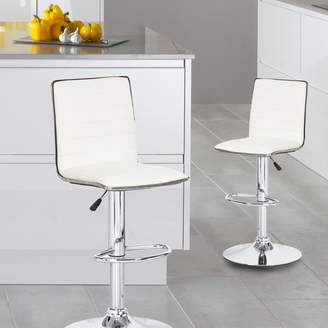 Zipcode Design Manuel Adjustable Height Swivel Bar Stool