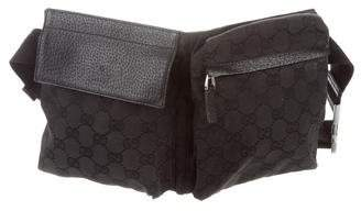 Gucci GG Canvas Waist Bag