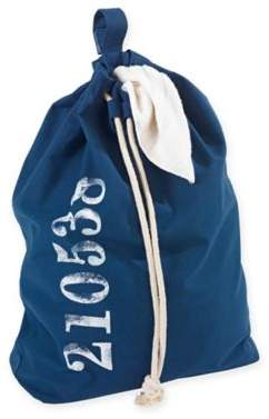 Sailor Laundry Bag in Blue