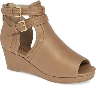 MICHAEL Michael Kors Cate Blaze Wedge Sandal