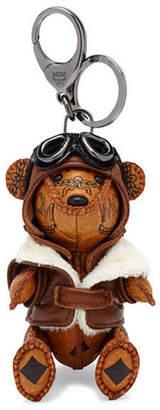 MCM Aviator Bear Charm