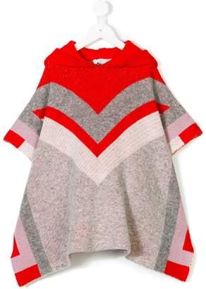 Stella McCartney hooded tunic top