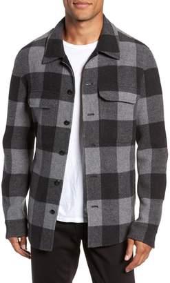 Vince Plaid Jacket