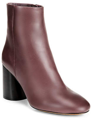 Vince Ridley Leather Booties