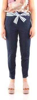 5-Pocket-Hosen HUMOUR Hosen Frau blue jeans