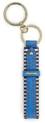Henri Bendel Leather Key Fob