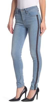 Levi's 721 Side Stripe High Rise Skinny Jeans
