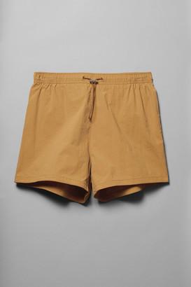 Weekday Miles Swim Shorts - Yellow
