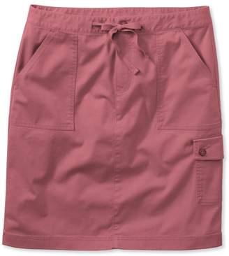 L.L. Bean L.L.Bean Southport Cargo Skirt
